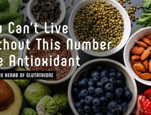 You Can't Live Without This Number One Antioxidant