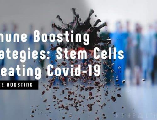 Immune Boosting Strategies: Stem Cells Defeating Covid-19