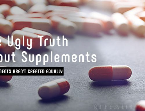 The Ugly Truth About Supplements