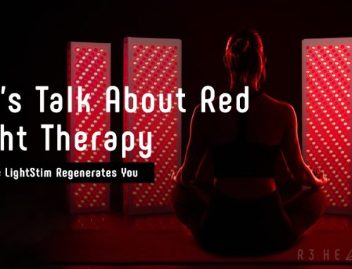 Let's Talk About LightStim Red Light Therapy