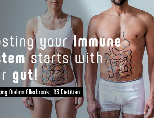 Boosting Your Immunity- It Starts With Your Gut!
