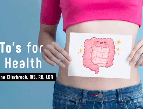 Go-To's for Gut Health