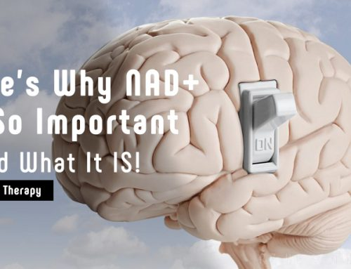 Here's Why You NEED To Know About NAD+